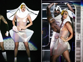 Hey Little Monsters! Sneak a Peek At Gaga's Upcoming HBO Special