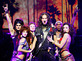 Rock Of Ages Take Their Show On The Road - Get Details