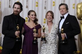 Oscars 2011: les chouchous d'Hollywood en images