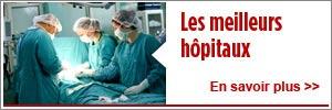 Palmarès des hôpitaux