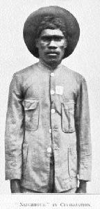 Photograph of Aborigine Neighbour