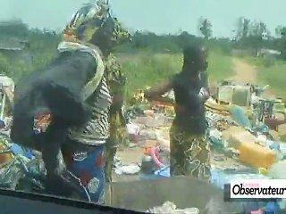 Côte d'Ivoire : Après le massacre, le pillage à Duékoué