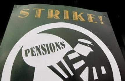 Pensions Strikes: Holiday Misery Expected