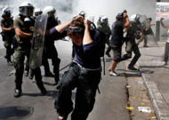 Greece Gears Up For Austerity Cuts Vote