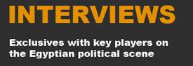 Egypt Vote 2011: Interviews