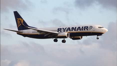 Petite alerte sur un vol Ryanair à destination de Charleroi