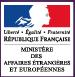France-Diplomatie-Ministère des Affaires étrangères et européennes
