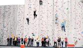 Edinburgh International Climbing Arena Ratho