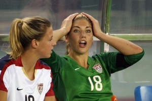 Hope Solo 2007 World Cup