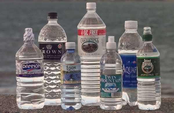 Concord, in Massachusetts, has become the first city in the United States to ban the sale of serving-size bottled water.