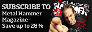 Subscribe to Metal Hammer