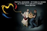 Festival Mawazine Rythmes du monde 2013