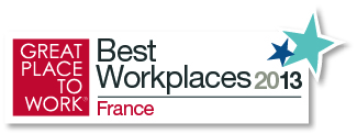 Great Place To Work France 2013