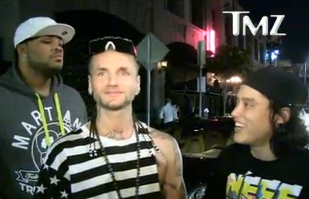"""Riff Raff Compares """"Spring Breakers"""" to Someone Planting Trees on His Front Lawn, So He's Suing"""