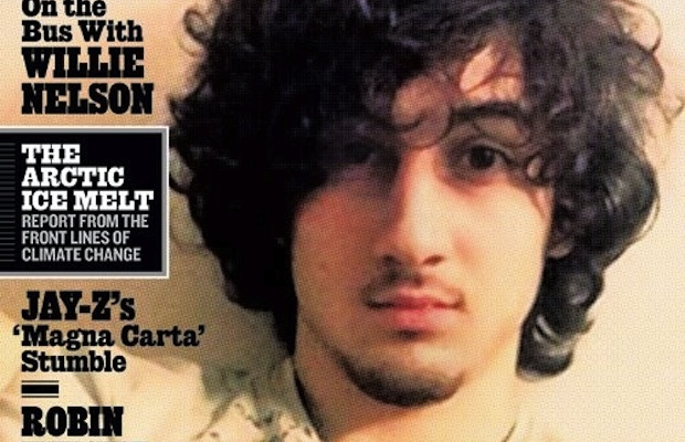 Everyone Needs to Chill About This Rolling Stone Boston Bomber Cover