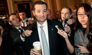 Congress passes bill to raise US debt ceiling and end shutdown – live
