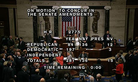 House of Representatives stenographer led away after outburst in budget vote