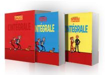 Intégrale Spirou & Fantasio