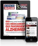Application mobile de Sciences et avenir