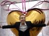 PHOTOS. Jeff Koons, l'artiste vivant le plus cher du monde