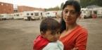 Un enfant Rom meurt dans l'incendie d'une caravane