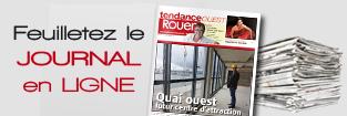 Journal gratuit Tendance Ouest Rouen