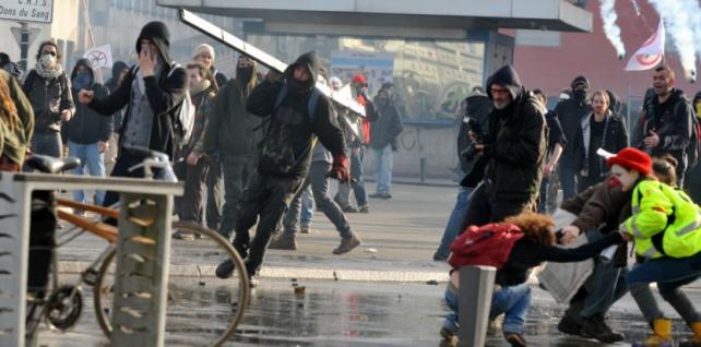 Notre-Dame-des-Landes : prison ferme pour 2 manifestants