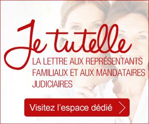 Accédez au site dédié aux représentants familiaux et mandataires judiciaires