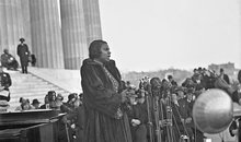 Marian Anderson's Dazzling Outfit Goes on View