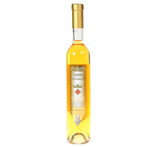Vin Ancestral Retrouvé, Cuvée Garhium - vin de 700 ans d'âge élevé suivant technique