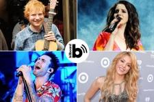 Pop Shop Podcast: Ed Sheeran, Lana Del Rey, Maroon 5 & More