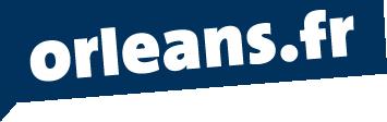 Logo du site officiel de la ville d'Orléans