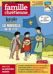 Couv. du n° 1904 du 12/07/2014
