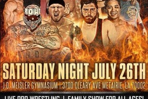 Wildkat Pro presents Hotter Than Hell July 26th