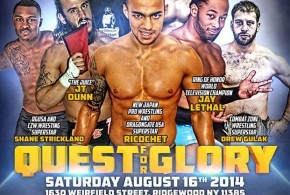 House of Glory: Quest for the Gold 08/16 Title Tournament