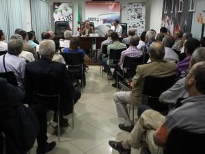 """Le Forum de Liberté a reçu mardi 22 juillet 2014, à 22h, l'écrivain et dramaturge, Slimane Benaïssa. Notre invité a animé une communication sur le thème """"La pluralité culturelle, une chance pour l'Algérie"""". (Seconde partie)"""