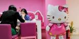 Hello Kitty n'a jamais été une chatte, mais une petite fille