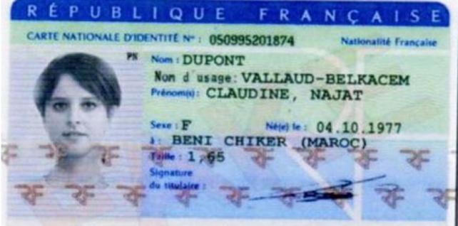 Najat Vallaud-Belkacem s'appellerait Claudine Dupont : le dernier délire de la droite réac