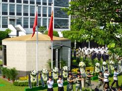 H.K. commemorates China's victory over Japan in WWII