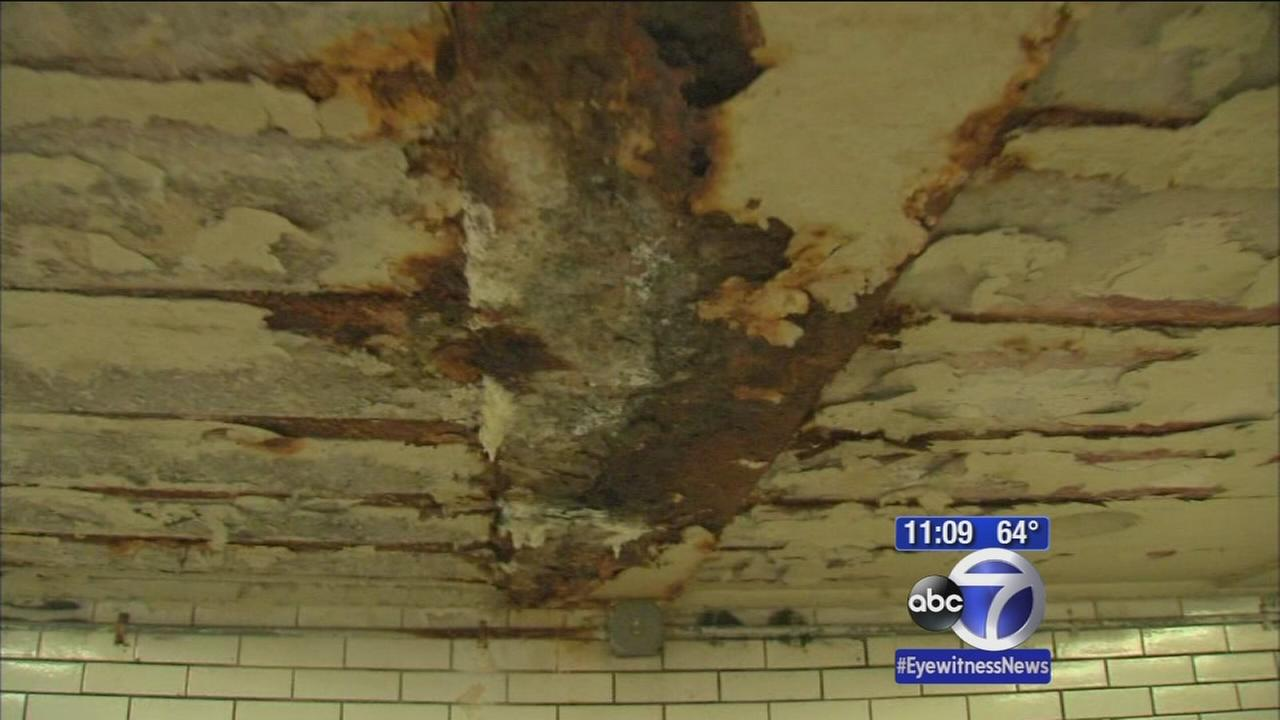 Report finds most subway stations in need of repairs
