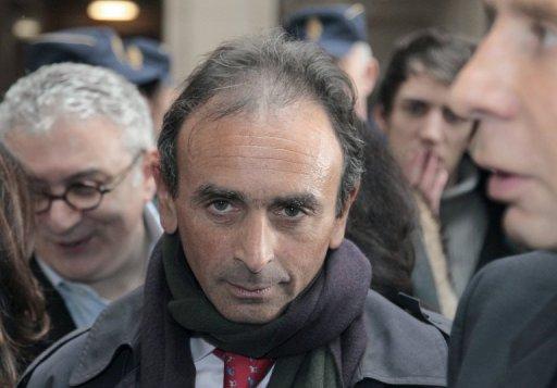 Eric Zemmour - Jacques Demarthon AFP/Archives