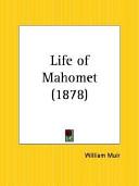 Life of Mahomet, 1878