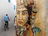 """""""Djerbahood"""" : visite guidée dans le temple du street-art"""