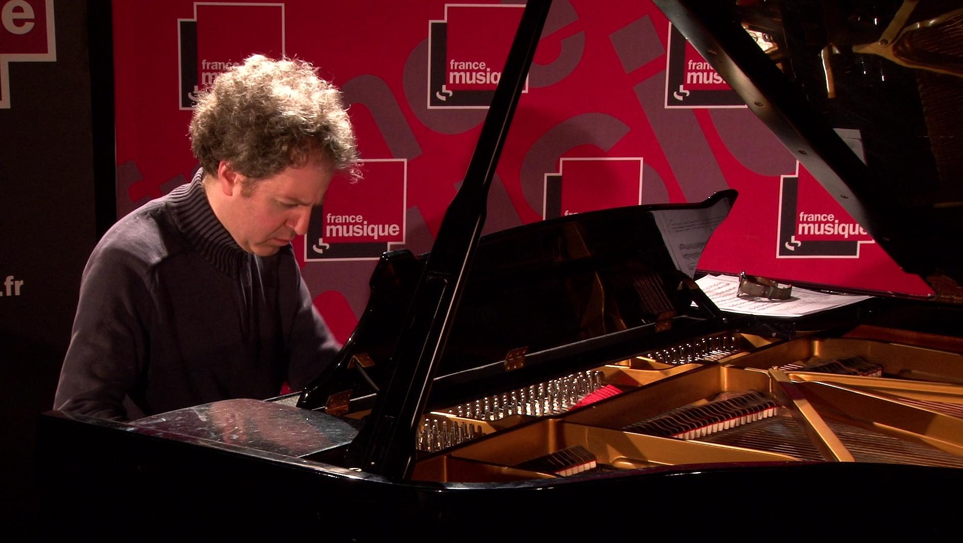 """Frédéric Chopin, """"Nocturne Op. 27 n°1"""" par Nicolas Stavy   Le Live de la Matinale"""