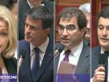 Après les départementales, Valls sous le feu des critiques à l'Assemblée