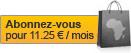 Abonnez-vous pour 11,25€ / mois