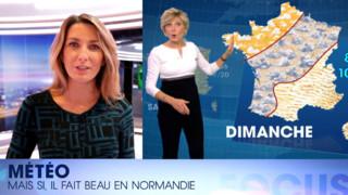 Les Normands fâchés avec la météo ? Evelyne Dhéliat répond : voici Focus #13, le JT social de TF1