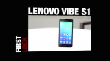 Lenovo Vibe S1 First Look Video: See the stunning newphone
