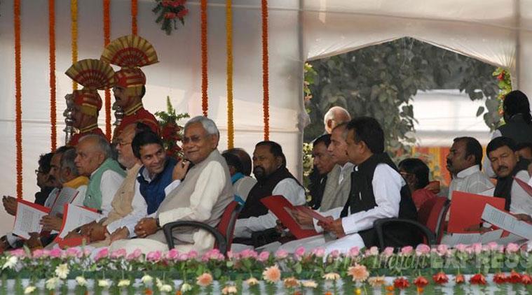 Bihar, nitish kumar, nitish cabinet, bihar cabinet list, bihar cabinet, lalu prasad son, nitish cabinet education