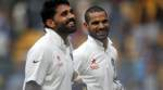 Dhawan is just a knock away from regaining form: Vijay